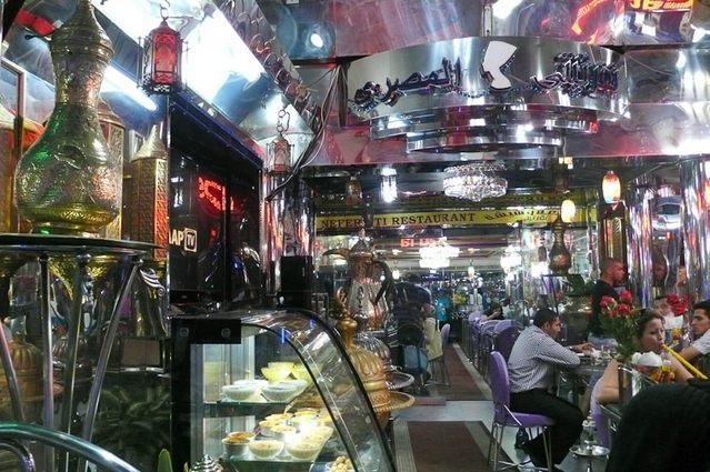 مطاعم عربية في بانكوك