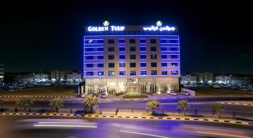 فندق جولدن توليب الدمام الكورنيش من افضل فنادق السعودية الدمام