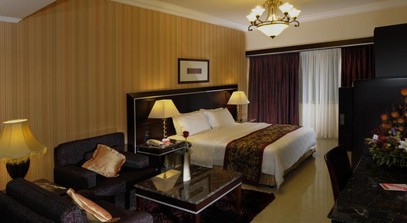 فندق وأجنحة رمادا من افضل فنادق الدمام السعودية