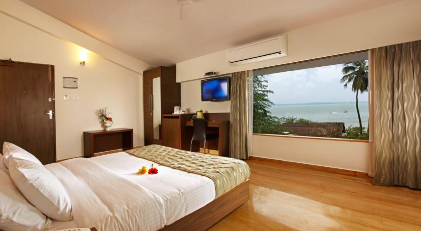شاهد جمال الإقامة في افضل فنادق غوا الهند