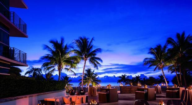 فنادق شاطئ ميامي