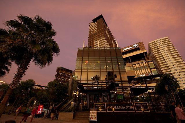 اماكن التسوق في بتايا تايلاند