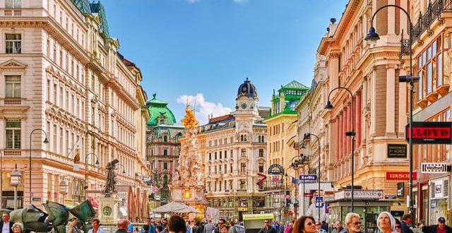 التسوق في فيينا