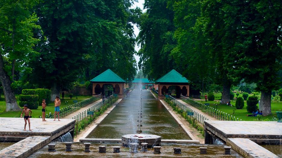 حديقة شالیمار باغ