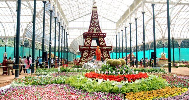 حديقة لال باغ بنجلور الهند