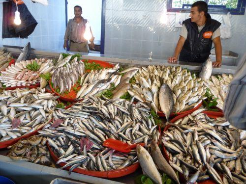 سوق السمك في لوزيرن