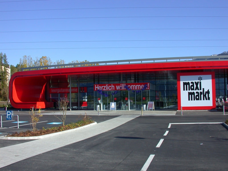 ماكسي ماركت