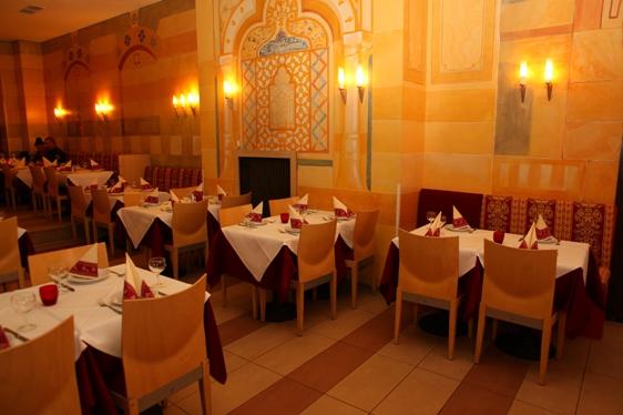مطعم الامير فرانكفورت