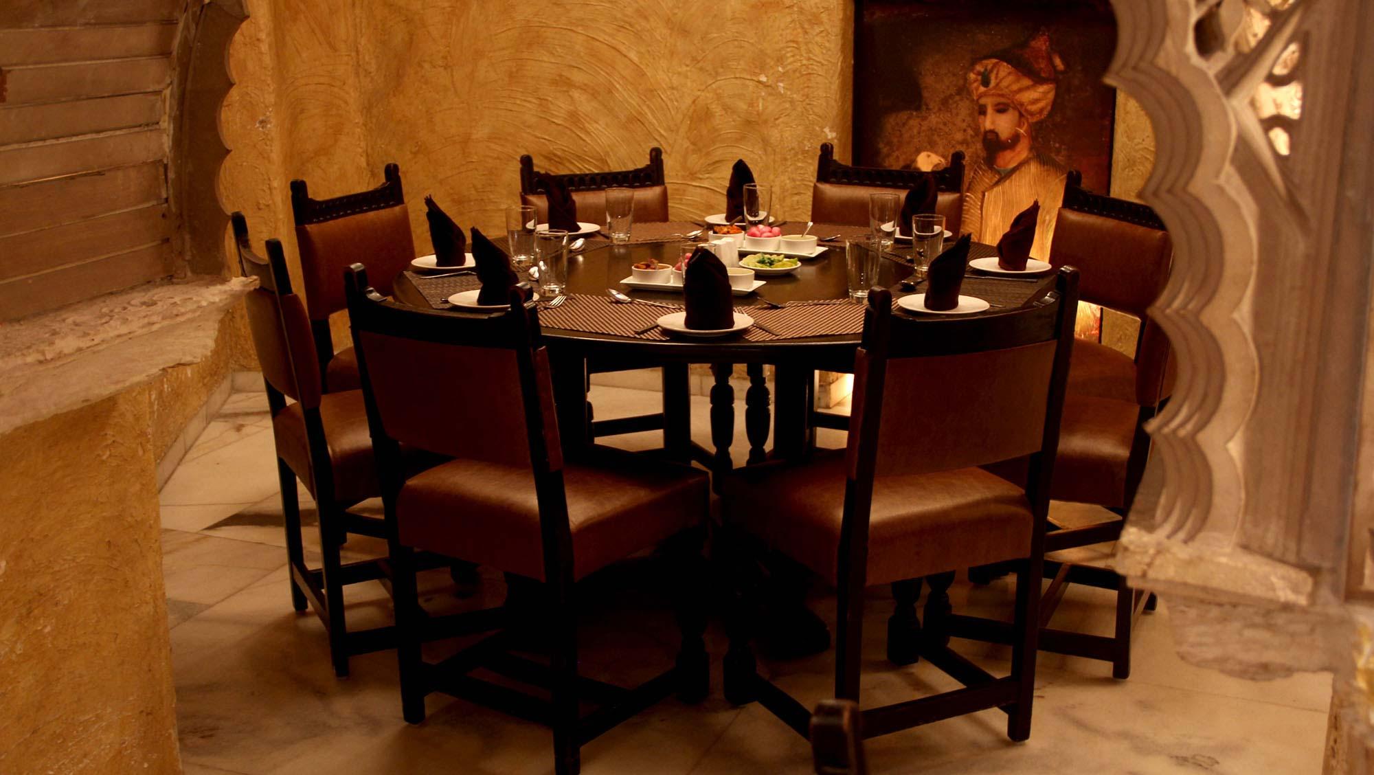 مطعم خيبر مومباي