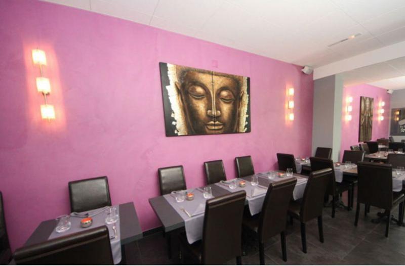 مطعم شاهي