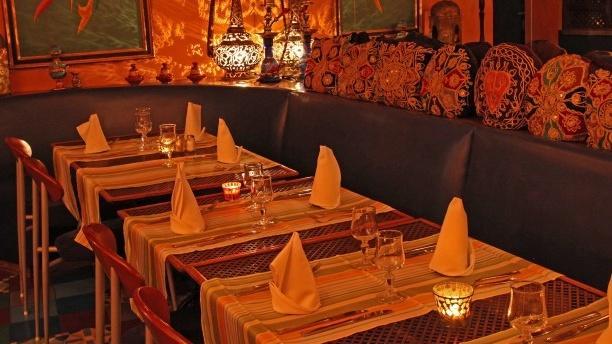 مطعم كسكس المغربي في لوزان
