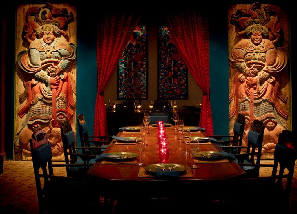 مطعم لارا دجونجرانج
