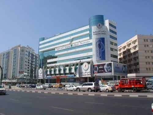 اماكن التسوق في دبي