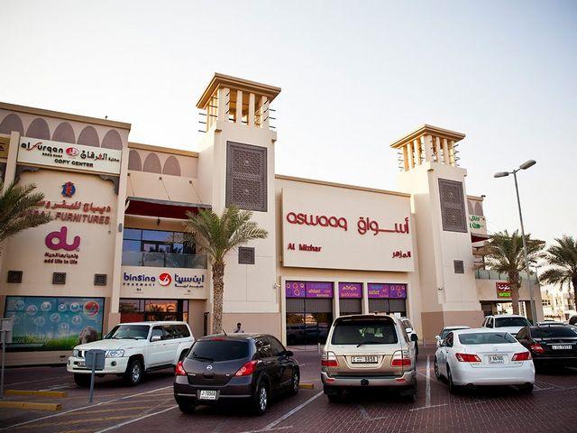اسواق المزهر من اهم الاسواق في دبي