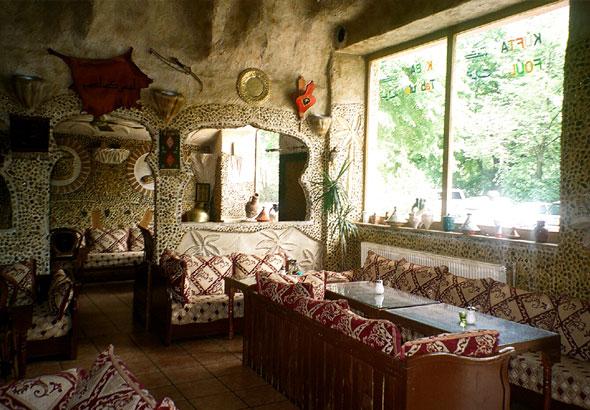 مطعم بركة من اشهى المطاعم العربية في برلين