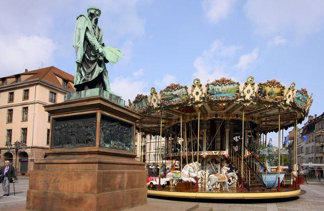 السياحة في ستراسبورغ الفرنسية
