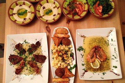 مطعم ليالي بيروت انترلاكن من افضل مطاعم انترلاكن الحلال