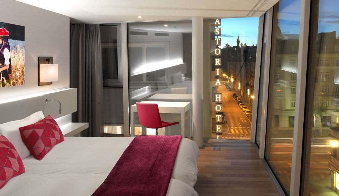 افضل فنادق لوزيرن سويسرا