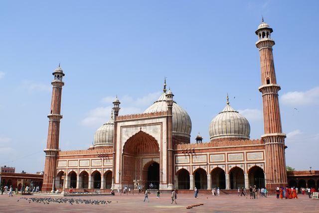 السياحة في نيودلهي الهند