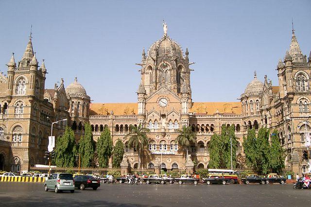 مدينة مومباي الهندية