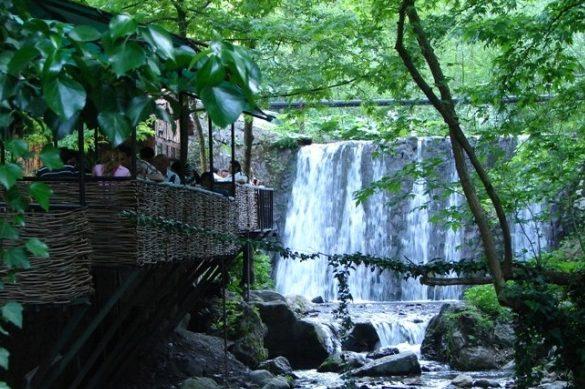 معشوقية سبانجا تركيا من اهم الاماكن السياحية في سبانجا