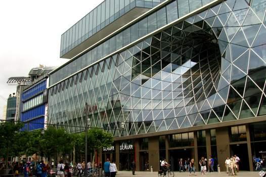 ماي زيل افضل مراكز التسوق في فرانكفورت