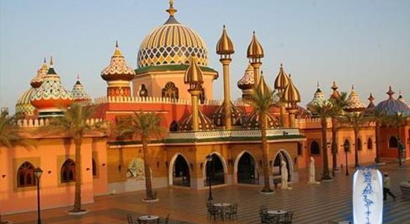 ألف ليلة وليلة من افضل اماكن السياحة في شرم الشيخ مصر