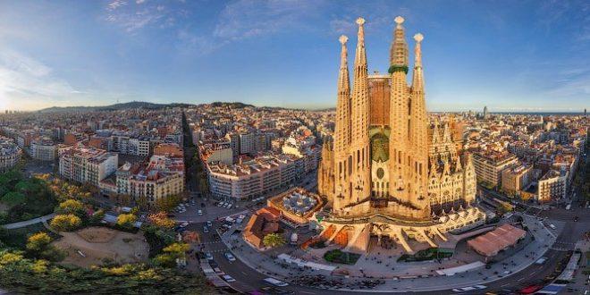 اشهر الاماكن السياحية في برشلونة