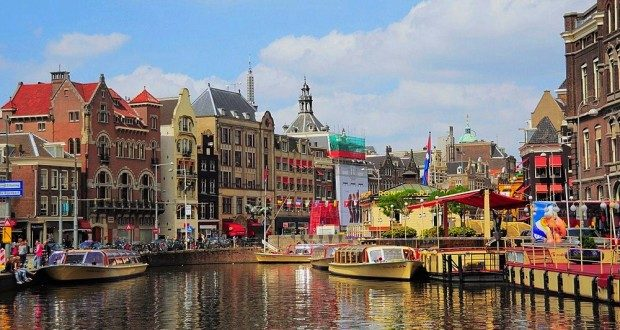 الاماكن السياحية في امستردام