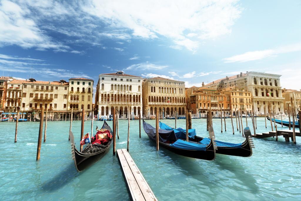افضل 6 اماكن سياحية في فينيسيا البندقية