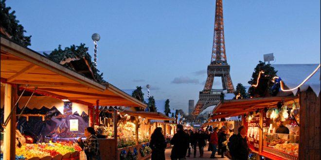 التسوق في باريس