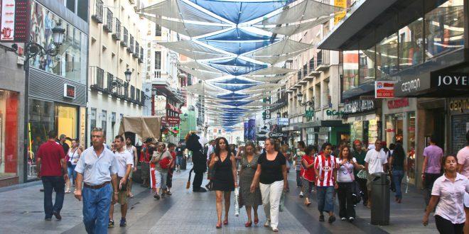 التسوق في مدريد