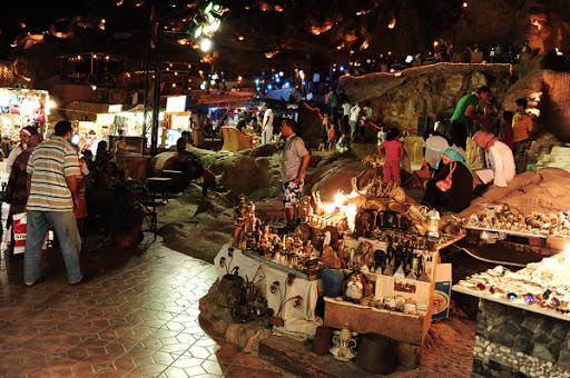 السوق الشعبي في شرم الشيخ
