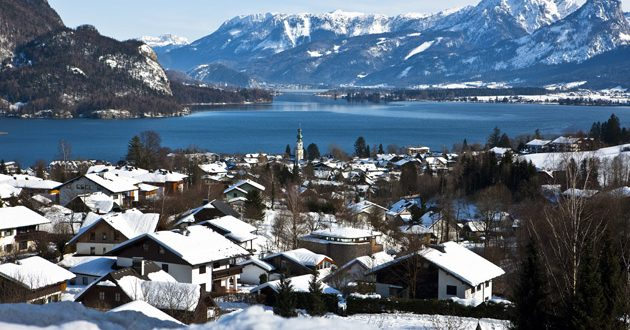 السياحة في النمسا في الشتاء