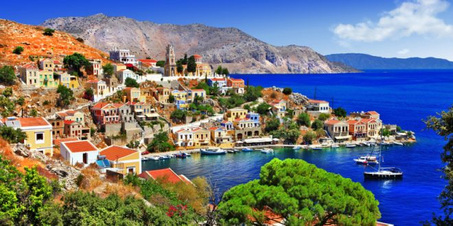السياحة في جزيرة رودس