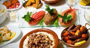 المطاعم العربية في امستردام