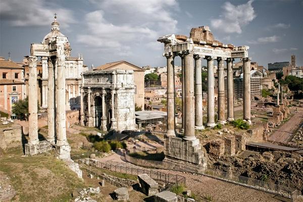 المنتدى الروماني