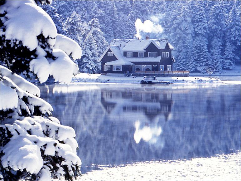 بولو تركيا في الشتاء