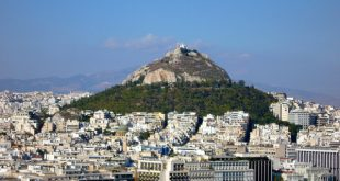تل الكافتيوس اثينا