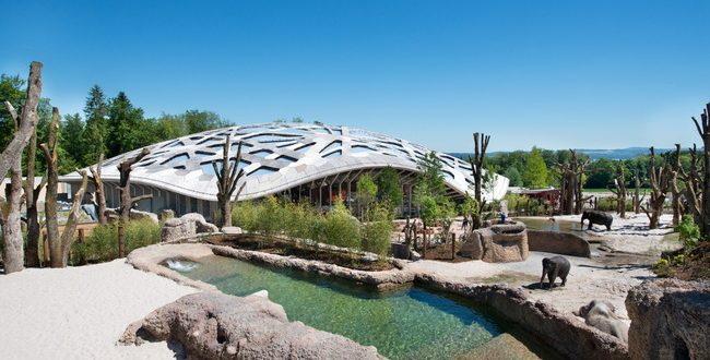 حديقة حيوانات زيورخ