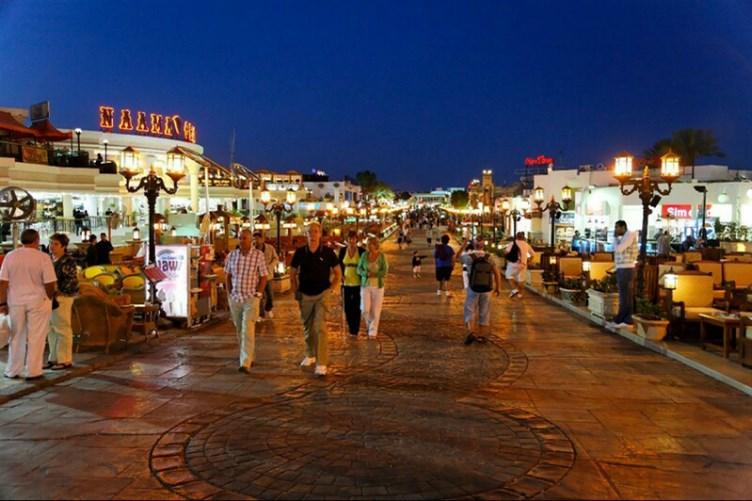 خليج نعمة اهم اماكن السياحة في شرم الشيخ