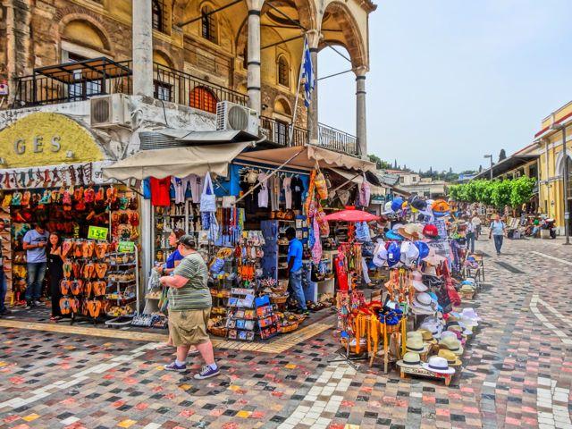 سوق موناستيراكي اثينا