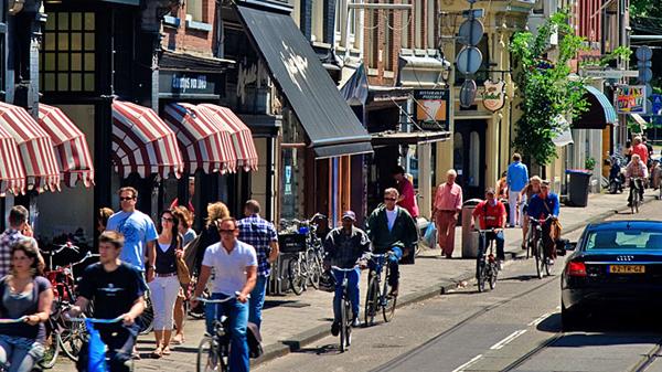 شارع أوتريخت امستردام