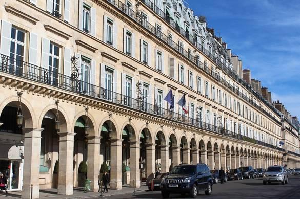 شارع دي ريفولي باريس