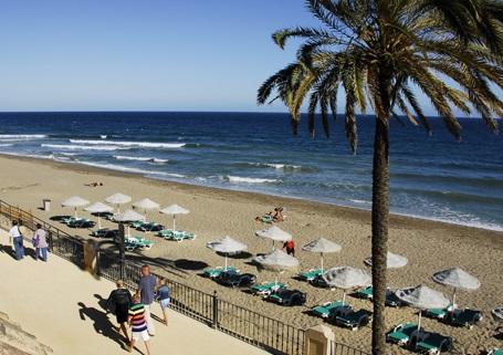 شاطئ فونتانيلا ماربيا