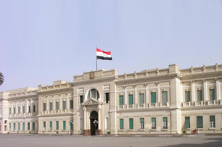 قصر عابدين القاهرة