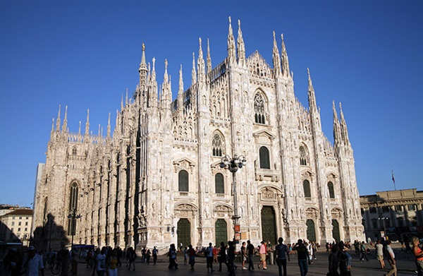 كاتدرائية ميلانو