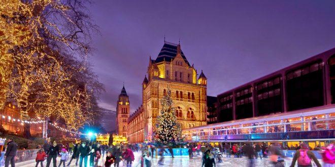 لندن في الشتاء