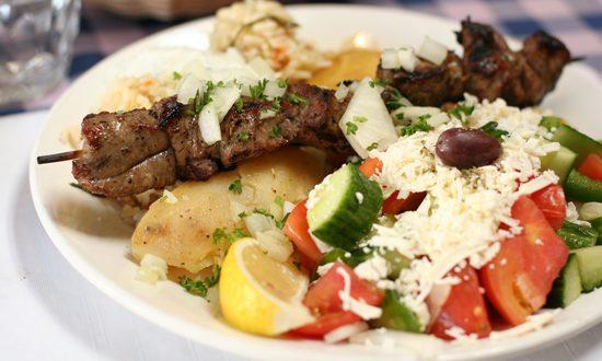 مطاعم اثينا