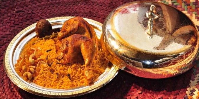 مطعم المطبخ السعودي